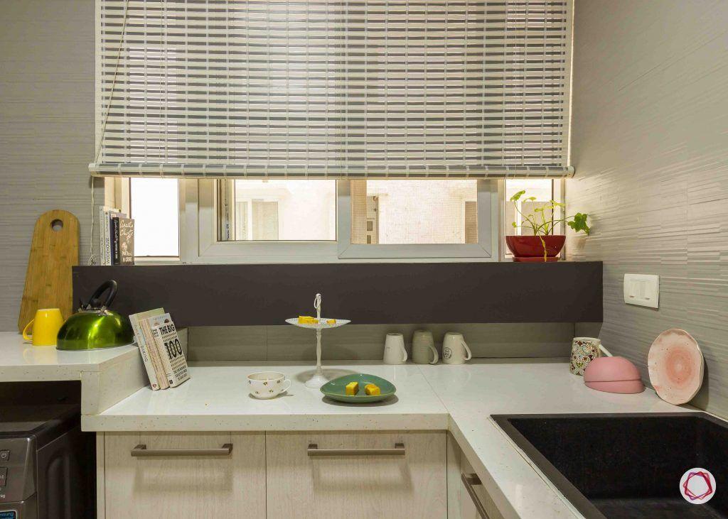 modern house design kitchen counter