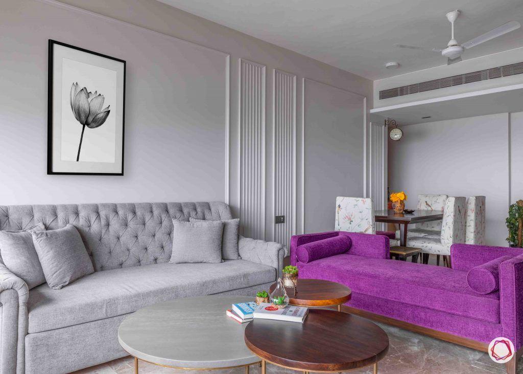 apartment design_purple sofa designs-grey sofa designs