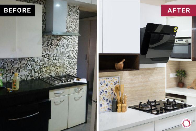 home makeover kitchen cabinet
