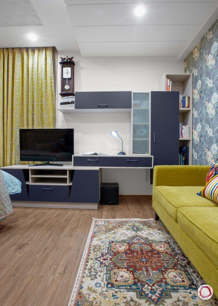 3 bhk flats in noida master bedroom TV