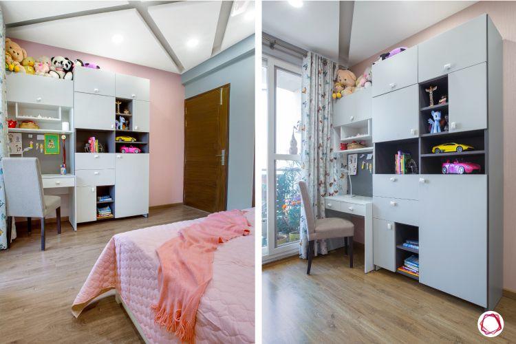 3 bhk flats in noida kids bedroom study table