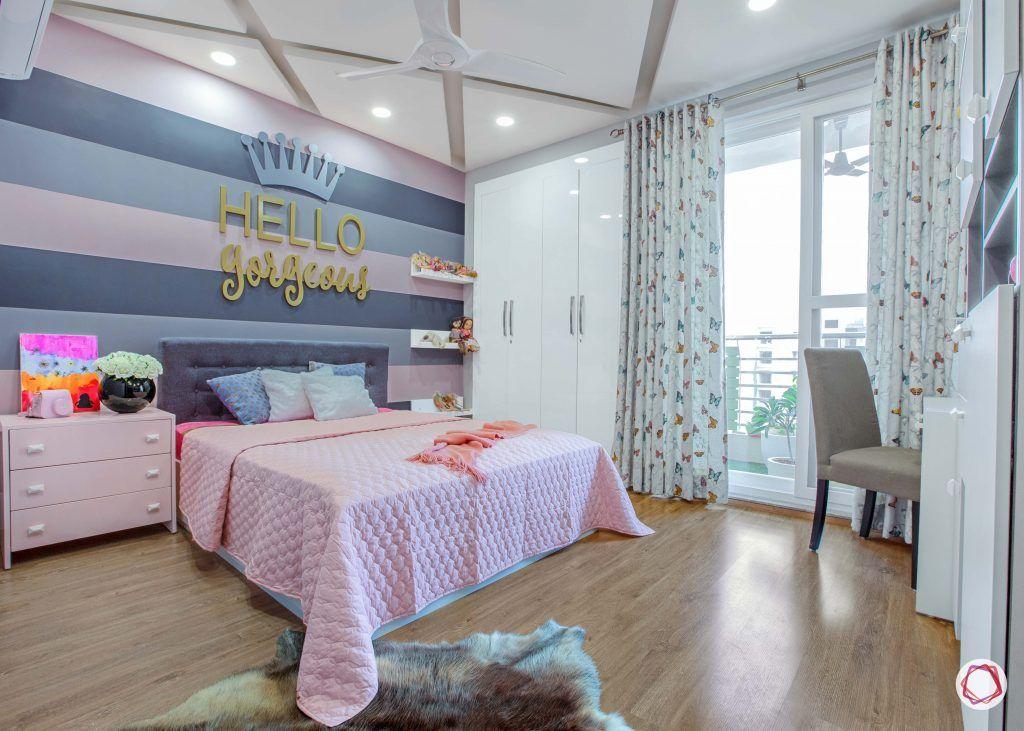 3 bhk flats in noida  daughters bedroom