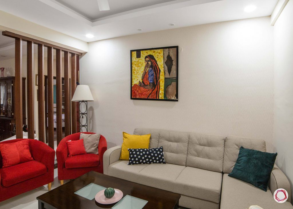 Simple house plans_living room 1
