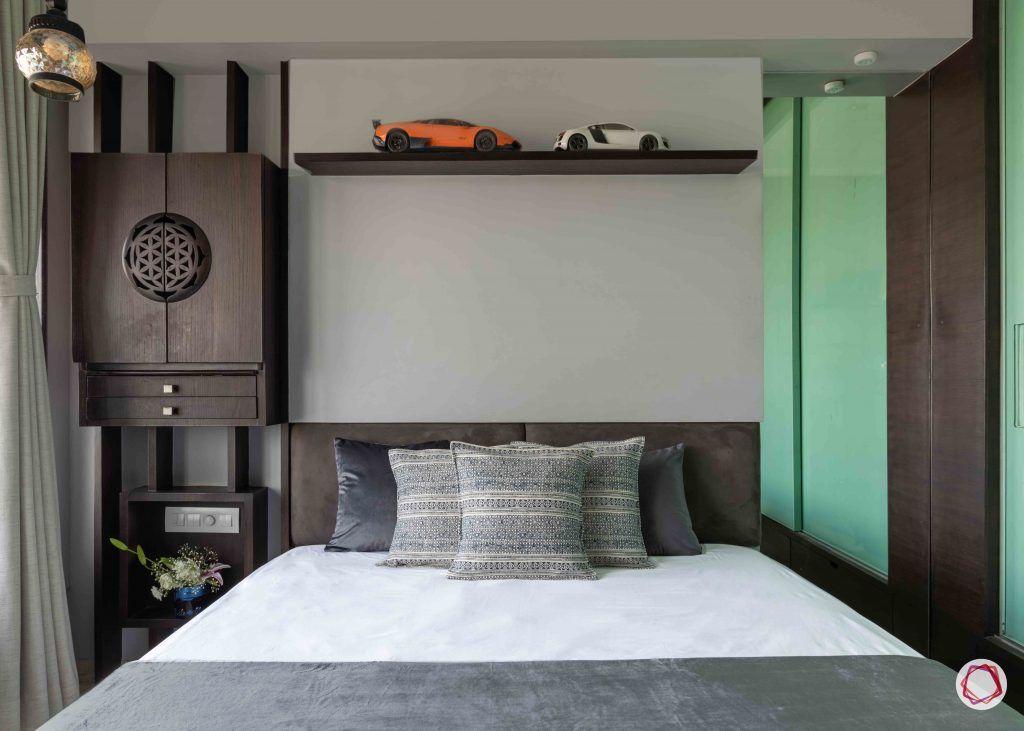 Best modern house design_monochrome room 1
