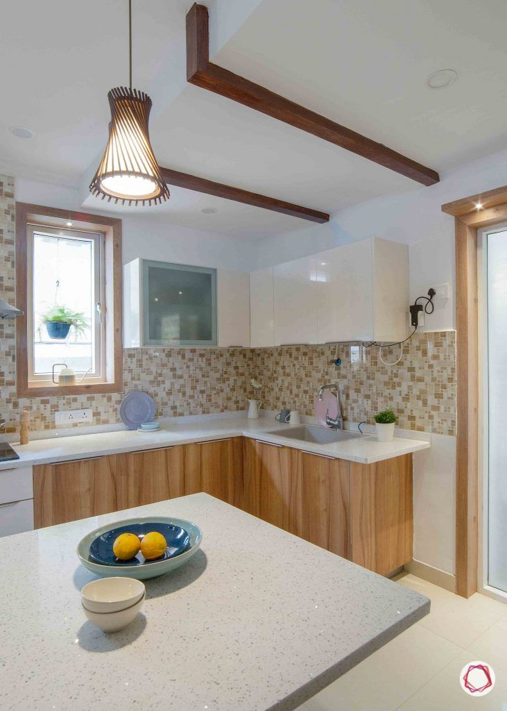 simple kitchen design_island counter 2