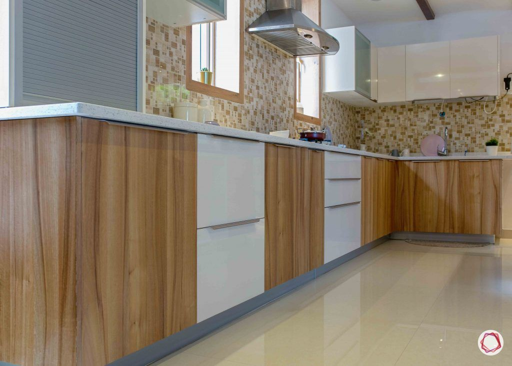 simple kitchen design_storage