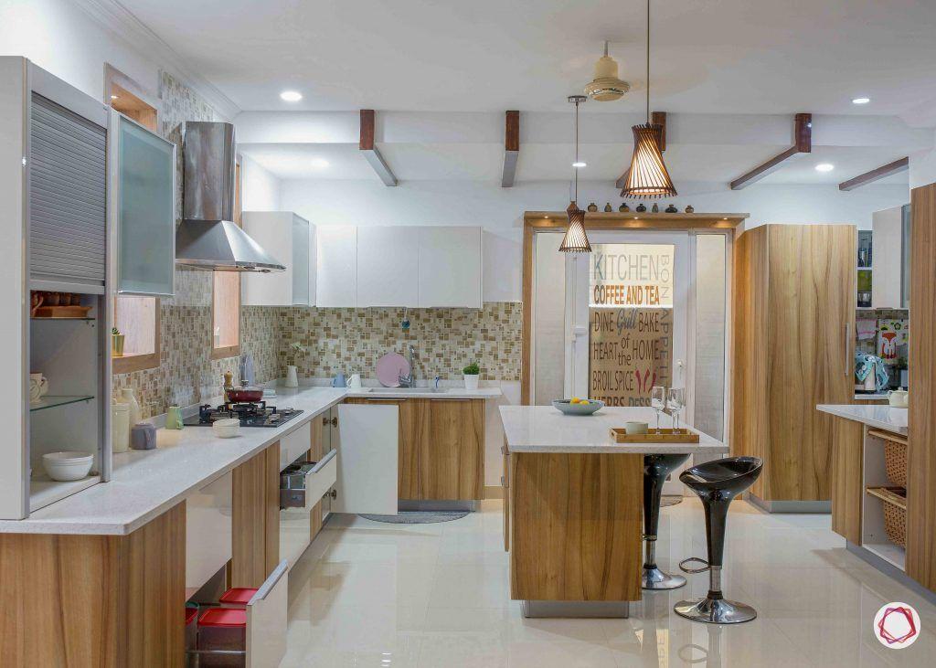 simple kitchen design_cabinets
