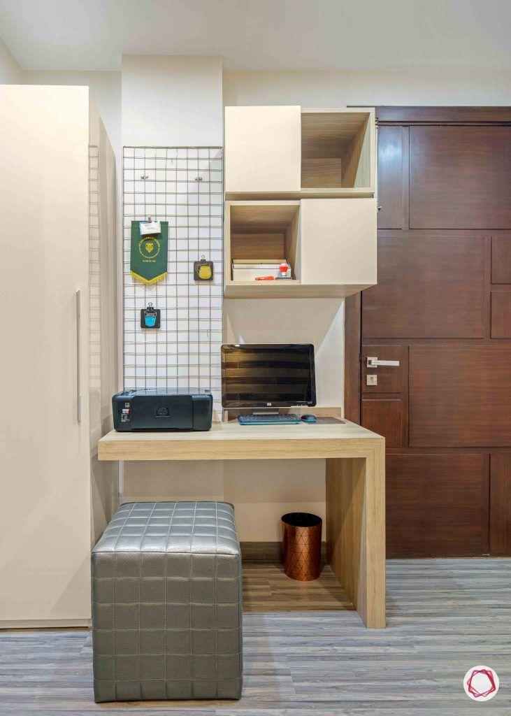 Flats in Delhi_reading room study unit