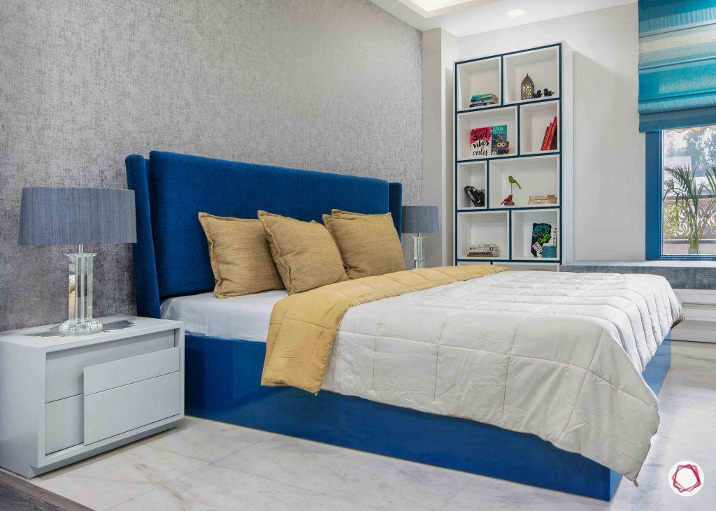 Flats in Delhi_kids room bed