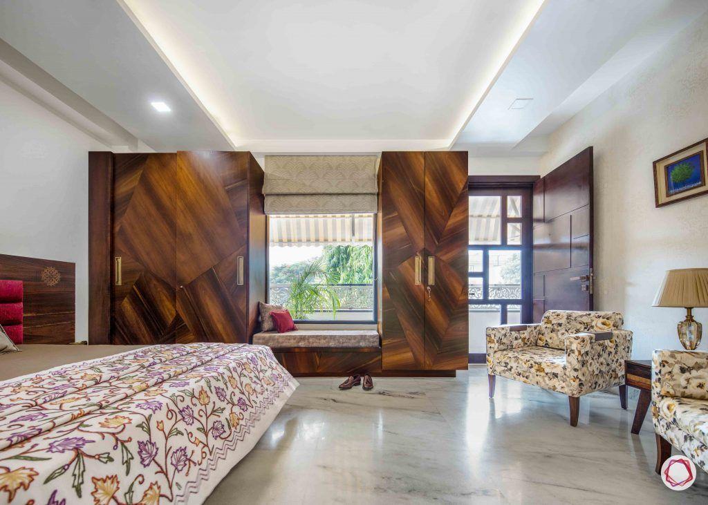 Flats in Delhi_master bedroom wardrobes