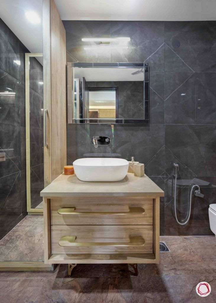 Flats in Delhi_master bathroom 2