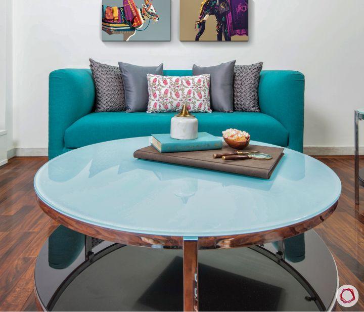 Room decor_tabletop centre table