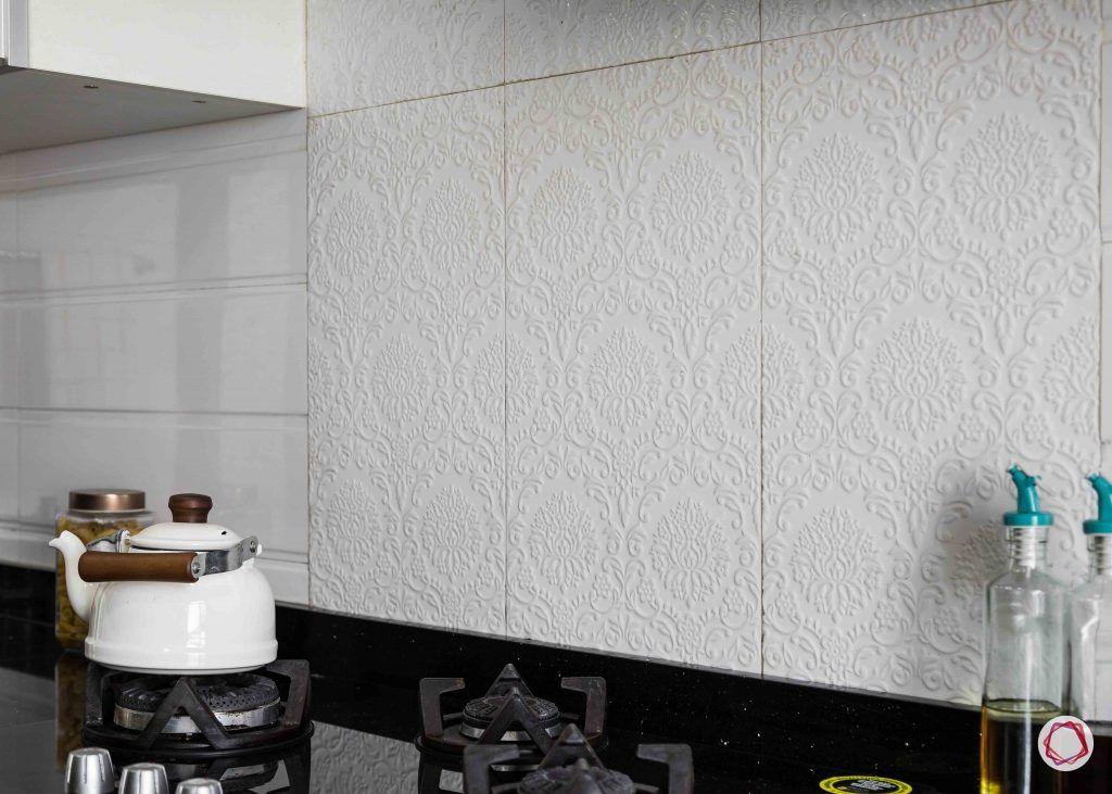 Modern kitchen design_highlight tiles