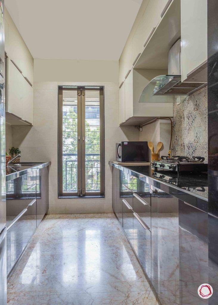home interior-kitchen-parallel kitchen