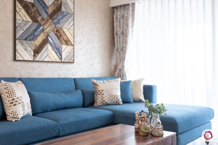 2bhk interior design india_living 2