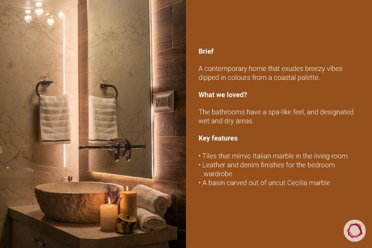 2bhk interior design india_info box