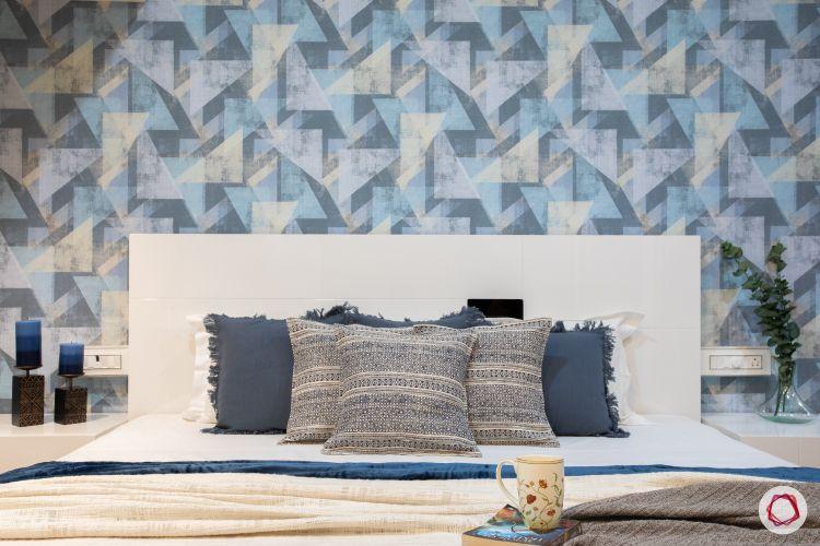 2bhk interior design india_bedroom 2