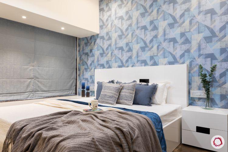 2bhk interior design india_bedroom 3
