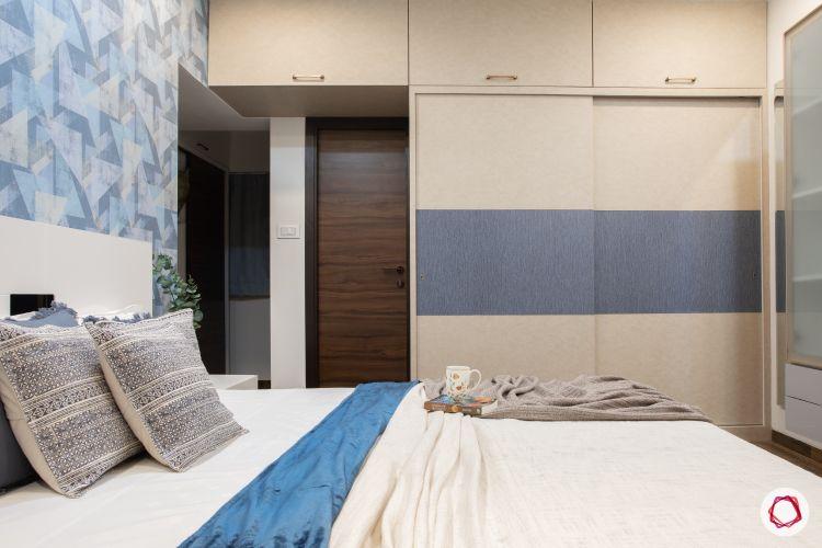 2bhk interior design india_bedroom 4