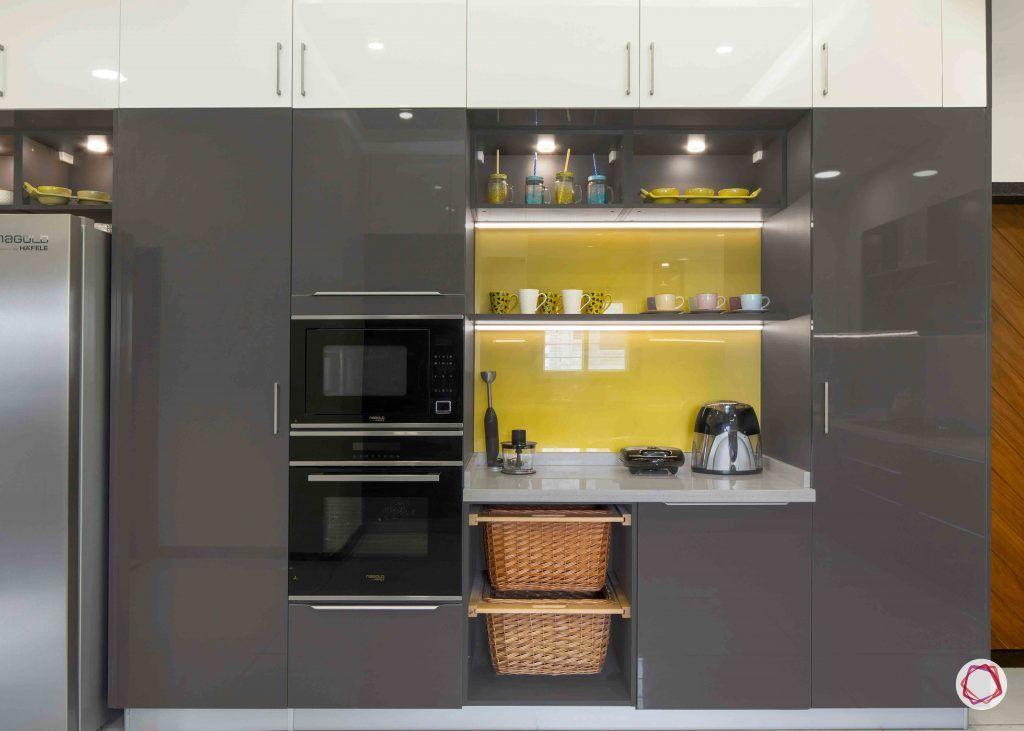 kitchen design ideas tall units
