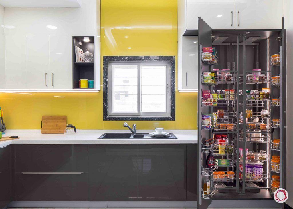 kitchen design ideas tall unit