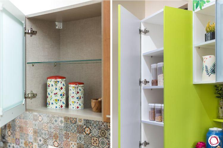 Kitchen cupboards_swing shutters
