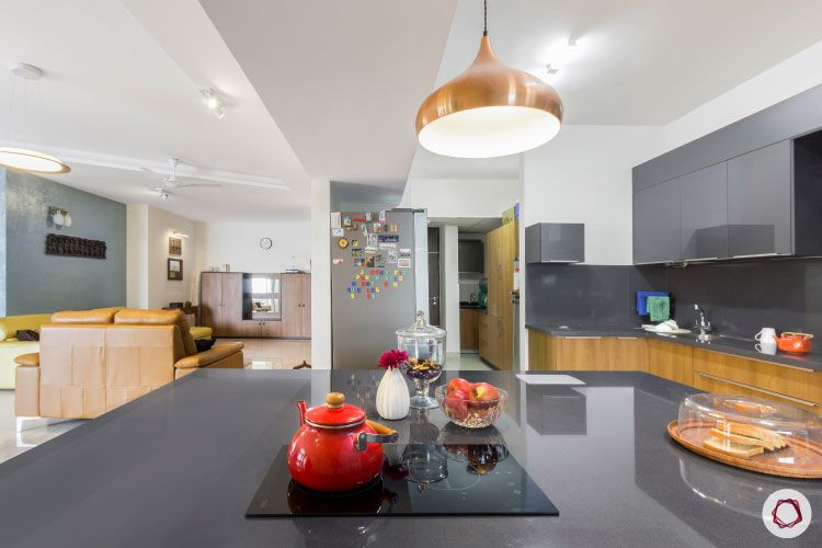 modern design_grey countertop designs