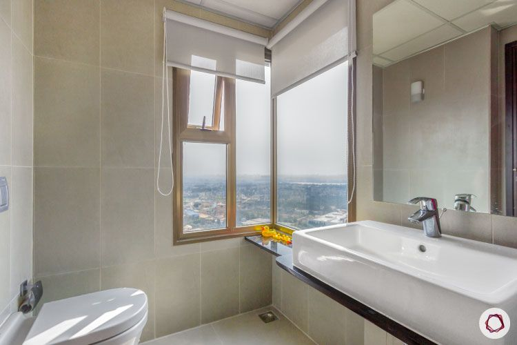 modern design-white bathroom ideas