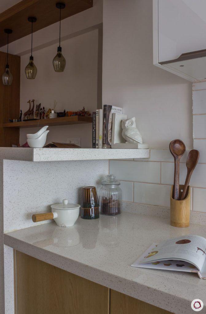 modular kitchen photos breakfast counters