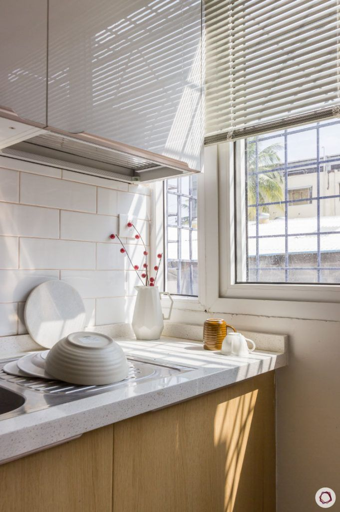 modular kitchen photos window