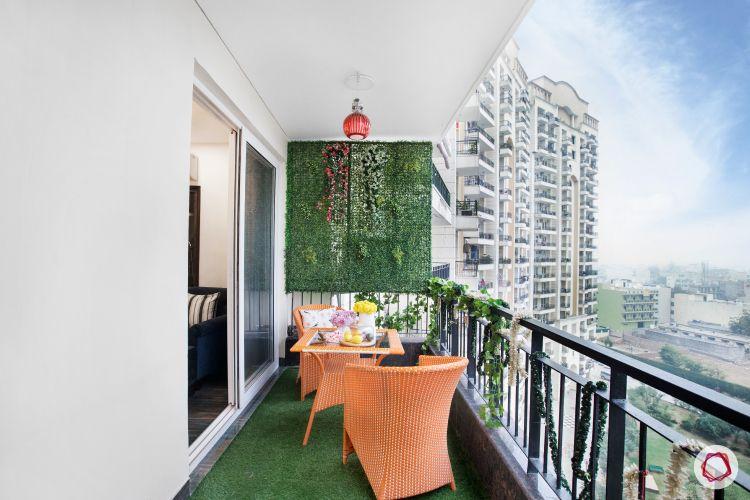 latest house design_garden