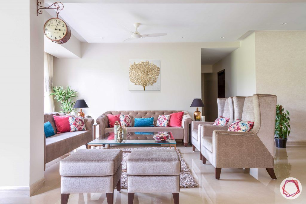 Home interiors ghatkopar east_living room full view