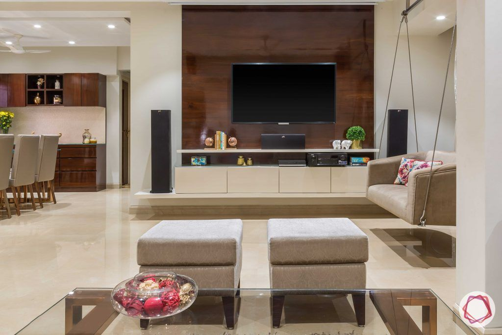 Home interiors ghatkopar east_living room tv unit