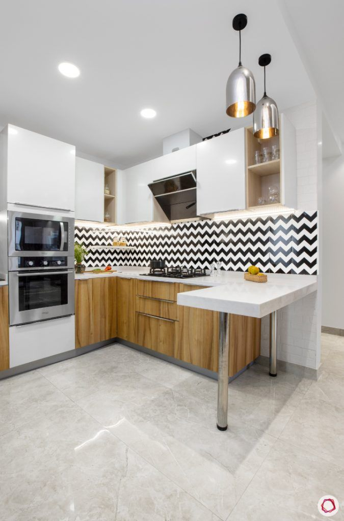 New home design in Dwarka_kitchen full