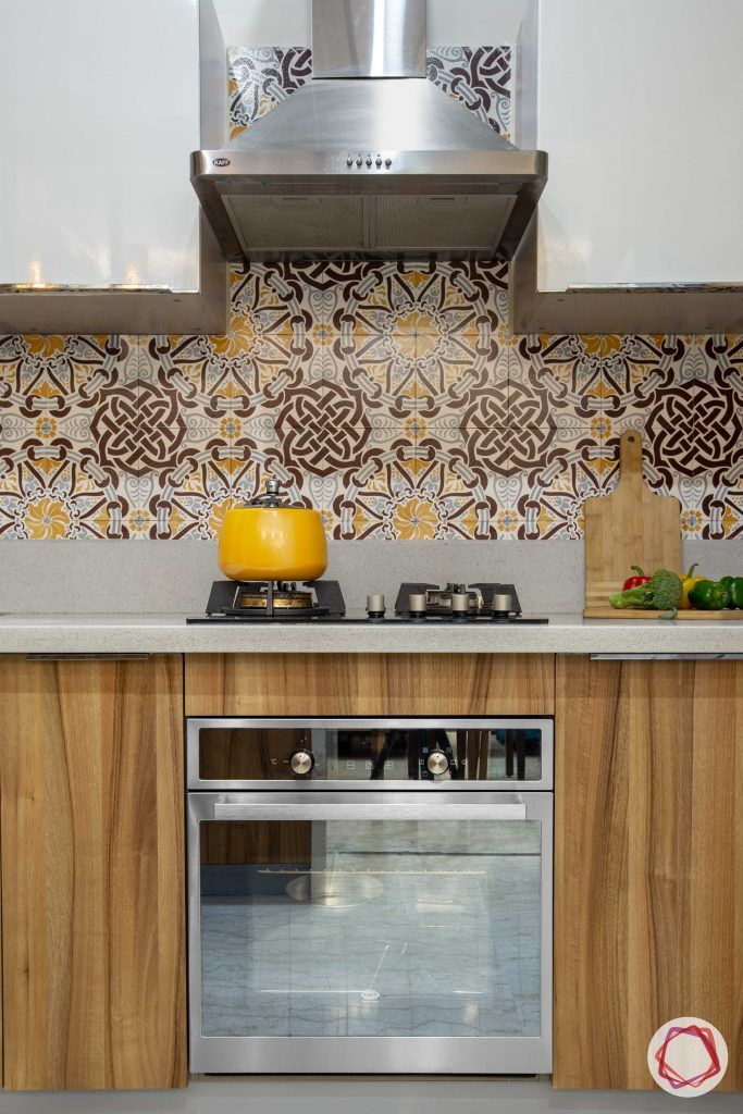 Prateek Stylome-kitchen patterned tiles-moroccan tiles designs