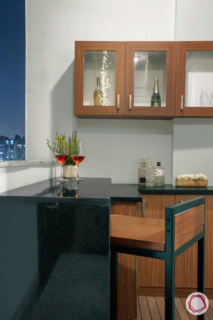 Prateek Stylome-bar cabinets balcony-bar high chair designs
