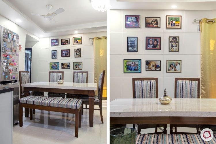 Aditya World City_dining Space