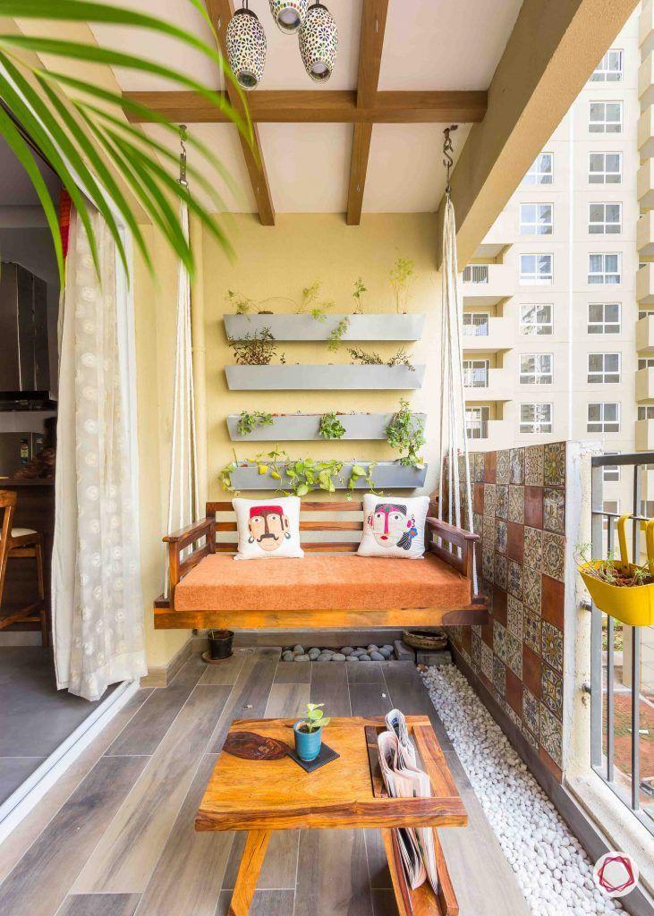 room decor ideas balcony