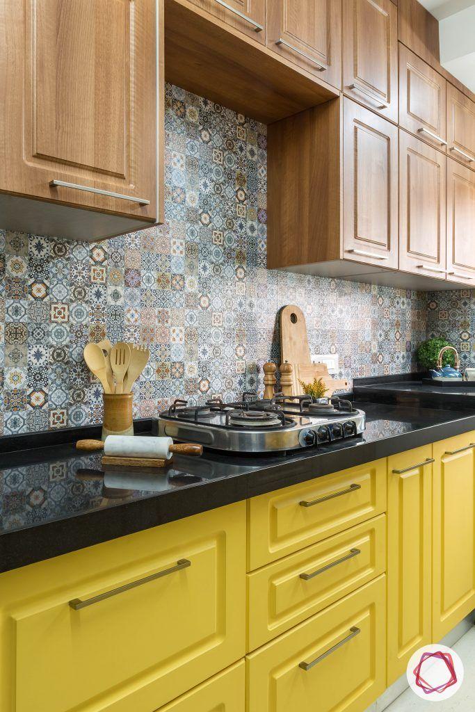 Small kitchen ideas_kitchen hob side view
