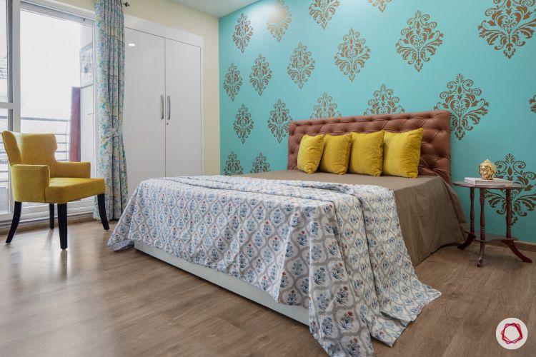 Home interior design photo gallery_colour coded Neeraj Tiwari