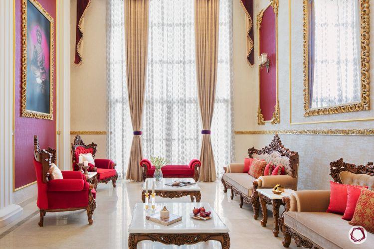 Home interior design photo gallery_royal home Uttam Kumar