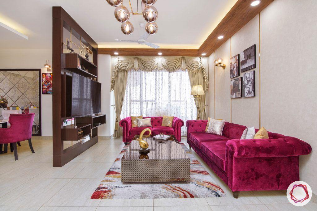 beautiful home design living room velvet