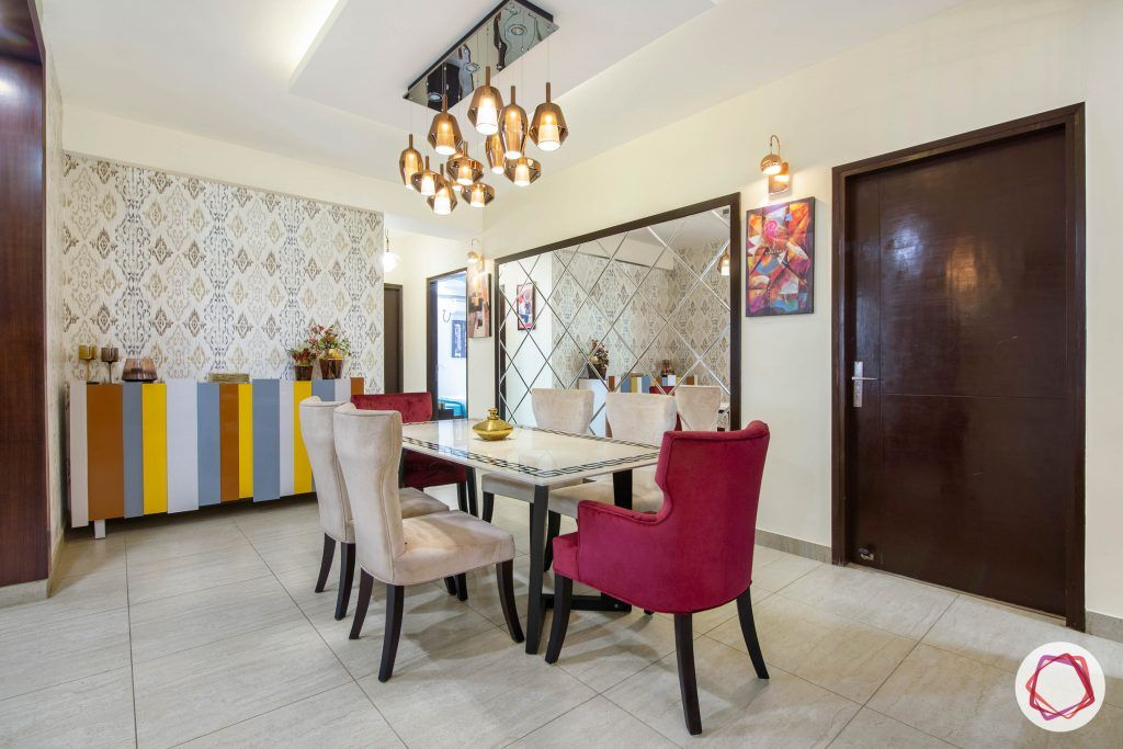 beautiful home design dining room