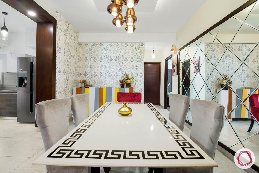 beautiful home design dining table