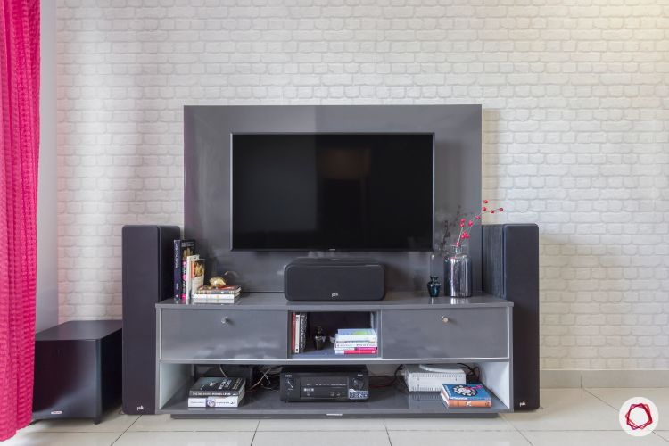 Prestige sunrise park_living room tv unit