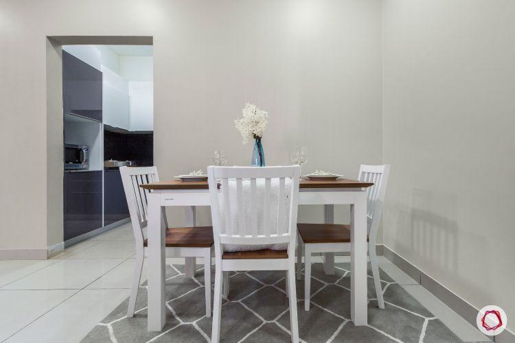 Prestige sunrise park_dining table