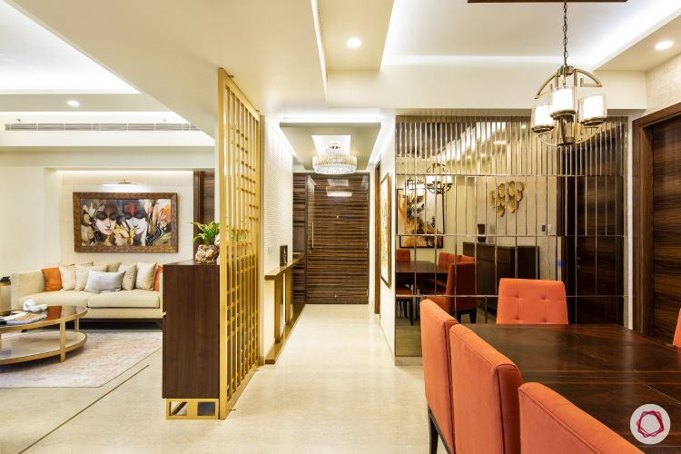 Beautiful home interiors_foyer