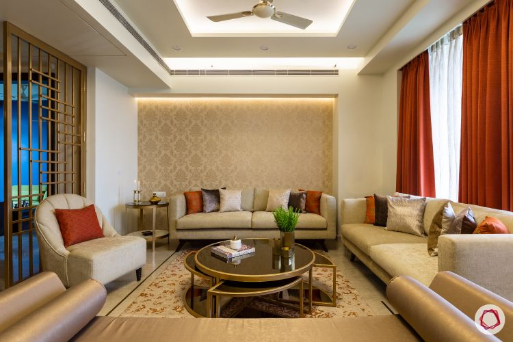 Beautiful home interiors_living room full formal seating