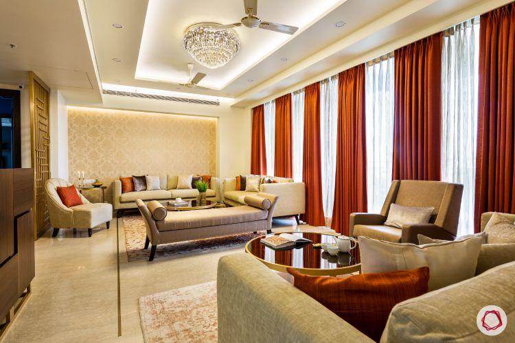 Beautiful home interiors_full living room