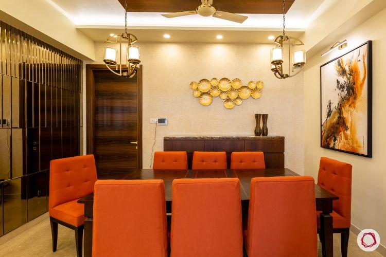 Beautiful home interiors_dining room